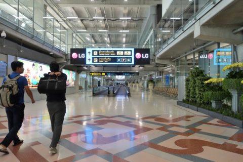 Suvarnabhumi-Airport/トランジットエリア