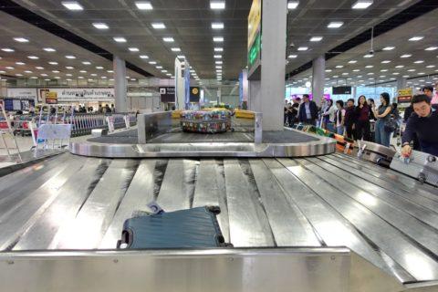 Suvarnabhumi-Airport/バゲッジクレーム