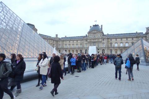 musee-du-louvre/ピラミッド