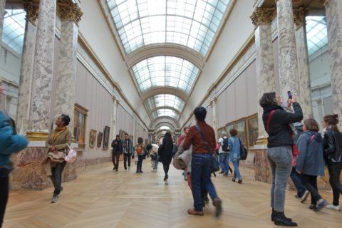 musee-du-louvre/第一土曜日