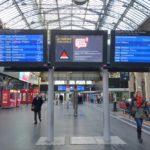 パリ東駅のアクセス・駅構内MAP・施設をチェック!両替所・カフェなど