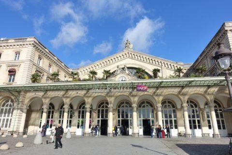 paris-est/駅舎