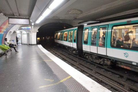 paris-est/地下鉄アクセス