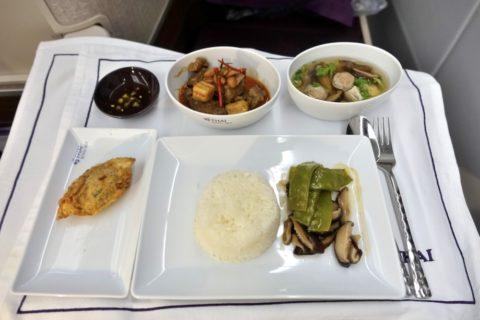 thai-airways-businessclass/メインディッシュ