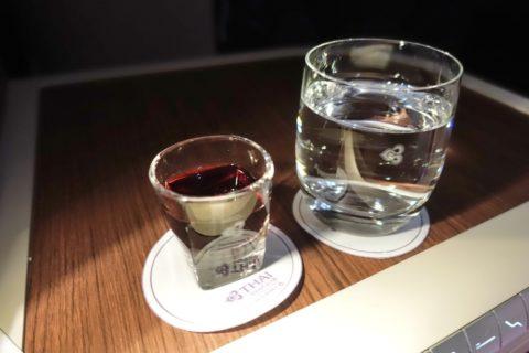 thai-airways-businessclass/ポートワイン