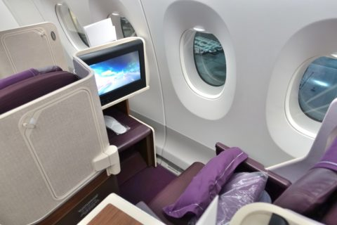 thai-airways-businessclass/スペース