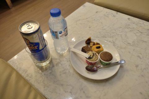 turkishairlines-lounge-bangkok/食事