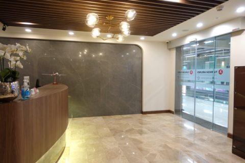 turkishairlines-lounge-bangkok/レセプション