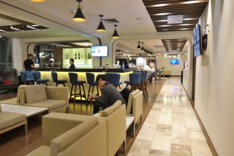 turkishairlines-lounge-bangkok/ラウンジ内部