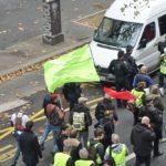 フランス・パリで【黄色いベスト運動】に遭遇!デモ行進を動画で撮影