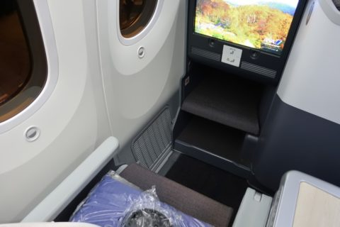 ANA-businessclass-b787-10/座席の仕様