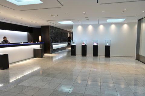 ANA-lounge-narita-satellite4・レセプションホール