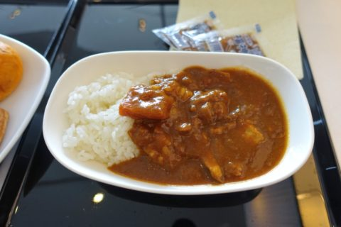 ANA-lounge-narita-satellite5/チキンカレー
