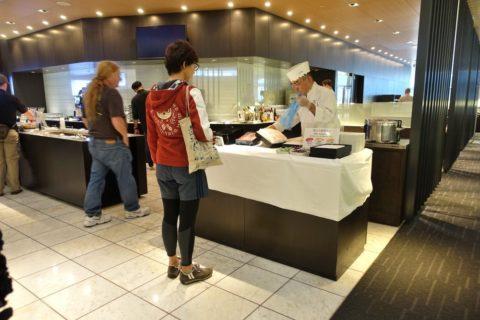ANA-lounge-narita-satellite5/寿司サービス開始
