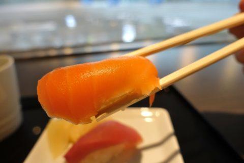 ANA-lounge-narita-satellite5/寿司の味