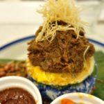 青いライスの【ナシレマ】が食べられるレストラン Colonial Club シンガポール・チャンギ空港