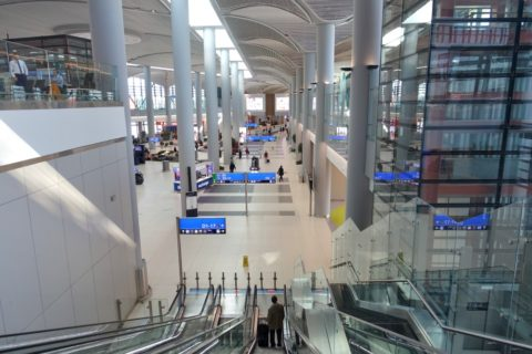 Istanbul-New-Airport/搭乗ゲート
