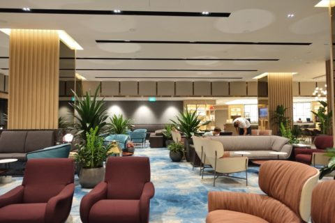 changi-lounge-jewel/混雑
