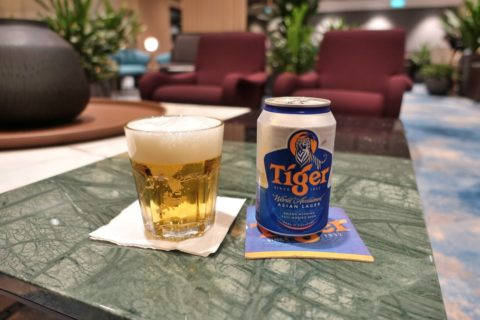 changi-lounge-jewel/ビールの無料サービス