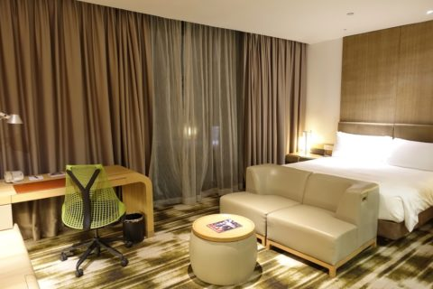 crowneplaza-changi-airport/デラックスルーム