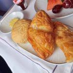 機内食レポート!TG676 タイ国際航空ビジネスクラス BKK~NRT