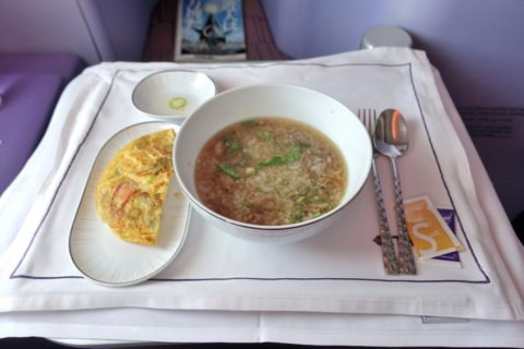 thaiairways-a380-businessclass/メインディッシュ