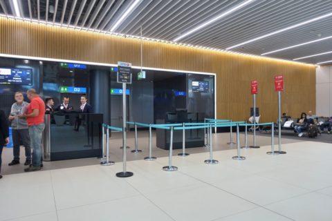 イスタンブール新空港D2ゲート