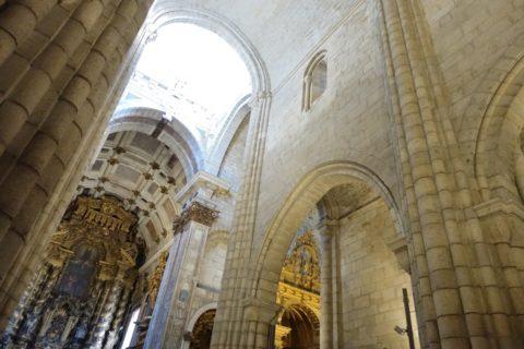 Catedral-do-Porto/礼拝堂の天井