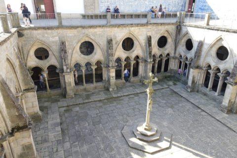 Catedral-do-Porto/中庭