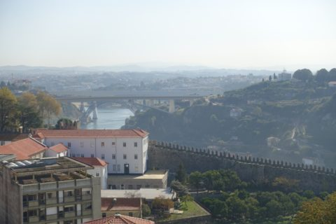 Catedral-do-Porto/眺望