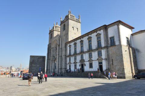 Catedral-do-Porto/場所