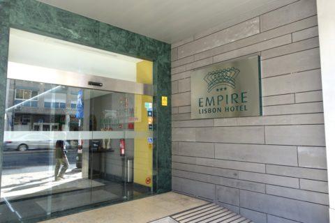 Empire-Lisbon-Hotel/エントランス