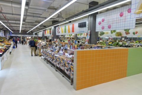 Mercado-do-Bolhao/市場