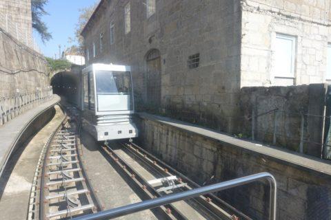 Porto-Funicular/すれ違い