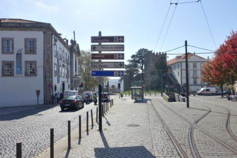 Porto-Funicular/停留所