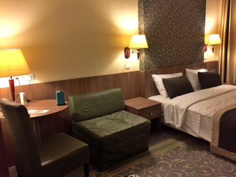 ワルシャワホテル