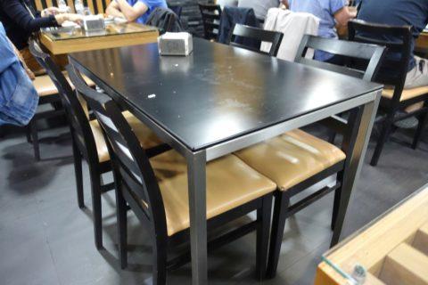 conga-porto/テーブル席