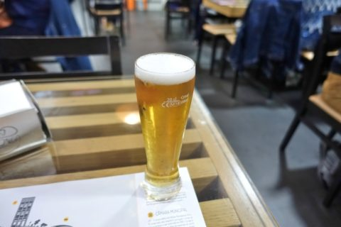 conga-porto/ビール
