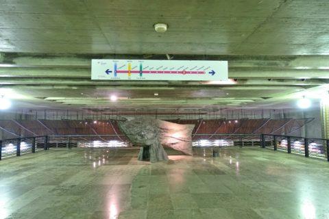 lisbon-metro/列車の行き先表示