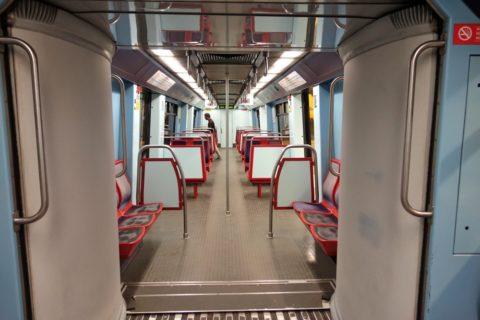 lisbon-metro/車内