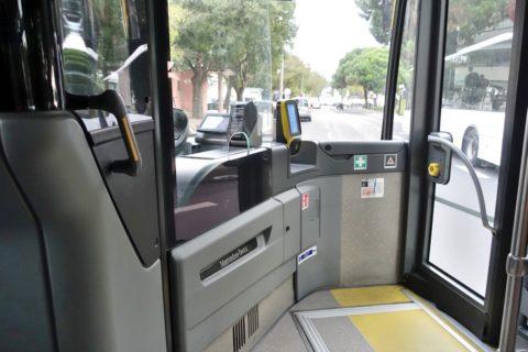 lisbon-metro/バスの乗車
