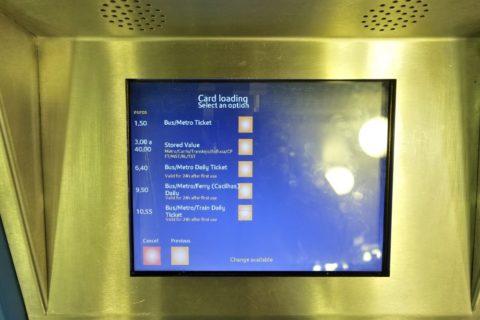 lisbon-metro/チケットの種類