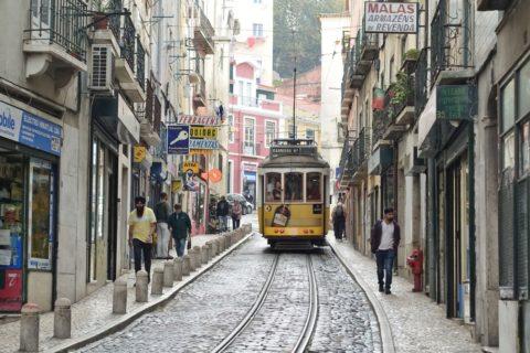lisbon-tram/フォトジェニックな写真