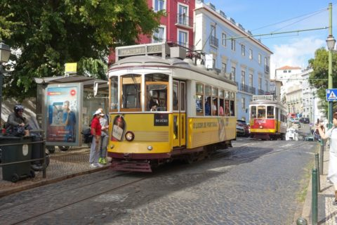 lisbon-tram/景観
