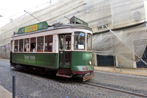 lisbon-tram/緑
