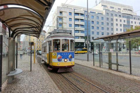 lisbon-tram/12番トラム