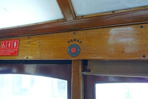 lisbon-tram/降車ボタン