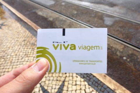 lisbon-tram/Viva Viagem