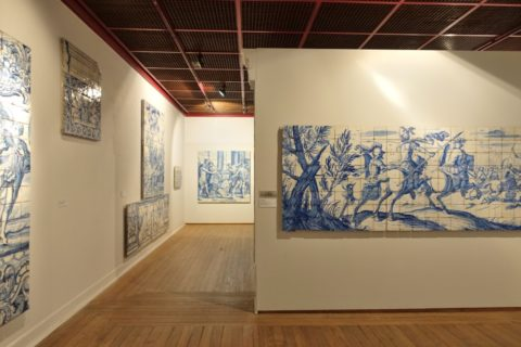 museu-nacional-do-azulejo/17世紀の展示