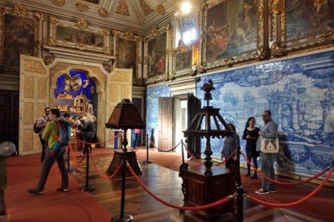 museu-nacional-do-azulejo/アズレージョの部屋